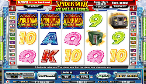 Gioca slot machines